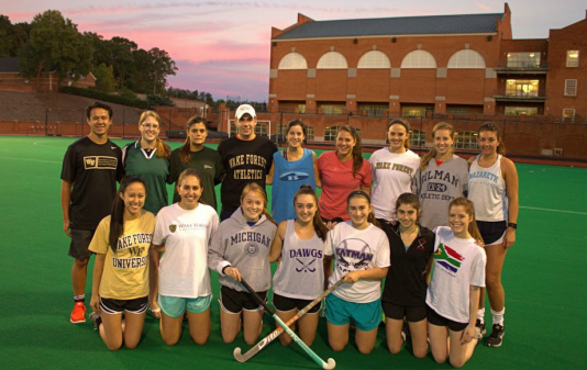 Wake Forest Club Field Hockey Home